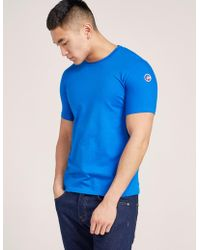 Fusalp Rynn Short Sleeve T-shirt - Blue