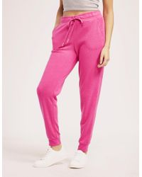 Juicy Couture - Womens Relax Lounge Pant Pink - Lyst