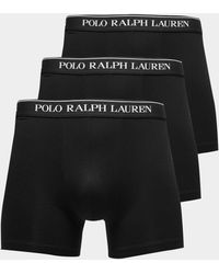 Polo Ralph Lauren - Stretch Cotton 3 Pack Trunks - Lyst