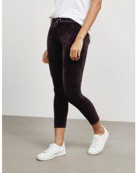 Juicy Couture Velour Legging - Black