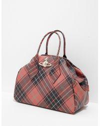 Vivienne Westwood - Womens Derby Large Dome Bag Multi - Lyst