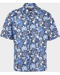 Norse Projects Liberty Shirt Blue