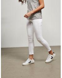 BOSS by Hugo Boss White Denim Jeans Wht/wht