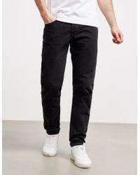 Barbour A701 Slim Jeans Black