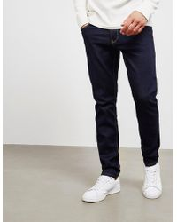 Emporio Armani J06 Slim Jeans Blue