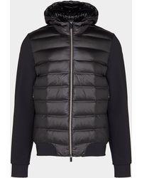Rrd Hybrid Hooded Jacket - Black