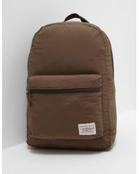 Barbour - Mens Beauly Backpack Khaki - Lyst