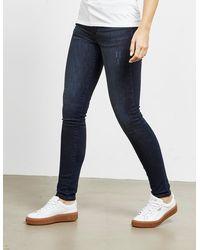 Armani Exchange J69 Skinny Jeans - Blue