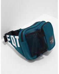 adidas Originals - Womens Eqt Side Bag Green - Lyst