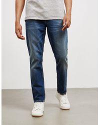 Nudie Jeans Steady Eddie Jeans Blue