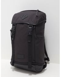Polo Ralph Lauren Mens Navy Blue Backpack With Flap And Double ... 936817669a4e5