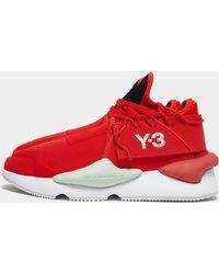 Y-3 Kaiwa Knit Red