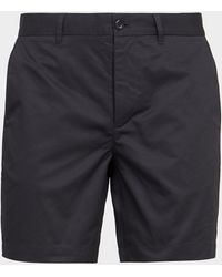 Fred Perry Classic Twill Shorts - Black