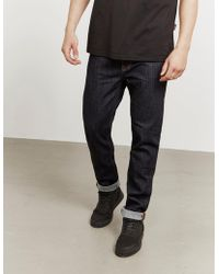 Vivienne Westwood - Mens Anglomania Tapered Jeans Blue - Lyst