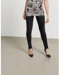 Vivienne Westwood - Womens Anglomania Super Skinny Jeans Black - Lyst