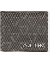 Valentino Garavani Barty Bill Wallet - Black