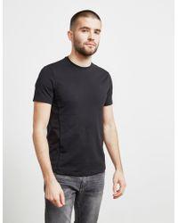 Armani Exchange Basic Short Sleeve T-shirt Black