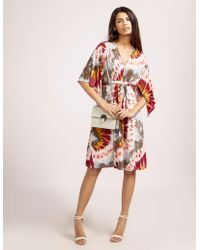Ilse Jacobsen - Womens Nice Paint Boho Dress Multi - Lyst
