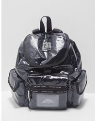 Marc Jacobs Nylon Backpack Black