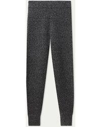 Tezenis Leggings Loungewear in Tessuto Riciclato - Grigio