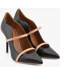 Malone Souliers - Maureen 100 Pumps In Nappa Leather - Lyst