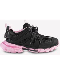 Balenciaga - Track Sneakers In Mesh And Nylon Eu 35 - Lyst