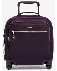 Tumi Voyageur Osona Compact Carry-on luggage - Purple