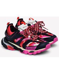 Balenciaga Track Trainer - Pink