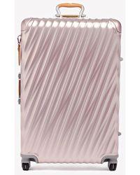 Tumi 19 Degree Aluminum Extended Trip Packing- Blush - Pink