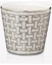 Hermès Mosaique Au 24 Porcelain Candle Tumbler Onesize - Gray