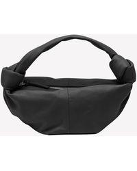 Bottega Veneta Mini Bag In Calfskin - Black