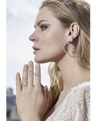 YEPREM Mystical Garden Diamond Ring In 18-karat 3 - Multicolour