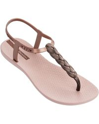 Ipanema Charm Braided Sandal 21 - Pink