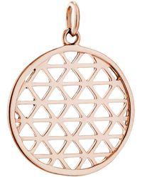 Kirstin Ash - Bespoke Filigree Circle Charm - Lyst