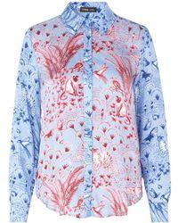 Stine Goya Maxwell Shirt - Blue