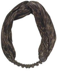 Becksöndergaard Lexi Hairband - Metallic