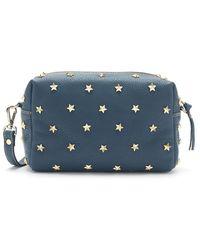 Mercules Exclusive Dixie Cross Body Bag - Blue