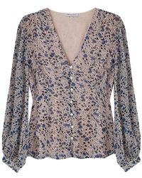 Lily and Lionel Wren Top - Blue