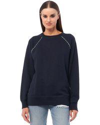 360 Sweater Paz Jumper - Blue