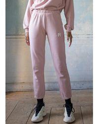 Ragdoll Sweatpants - Pink
