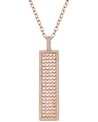Anna Beck - Limited Edition Reversible Necklace - Lyst