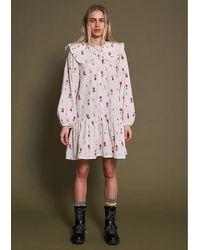 Stella Nova Sassi May Cotton Printed Dress - Multicolour