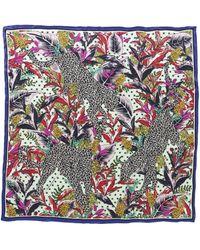 Becksöndergaard Leosio Sia Silk Scarf - Multicolor