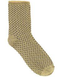 Becksöndergaard Dina Small Dots Socks - Multicolor