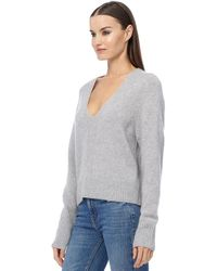 360 Sweater Wendi Cashmere Jumper - Grey