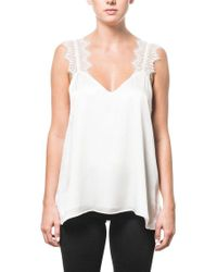 Cami NYC - Chelsea Charmeuse Camisole - Lyst