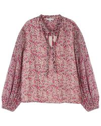 Lily and Lionel Stevie Top - Pink