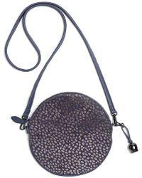 bell&fox - Round Pony Wristlet Bag - Lyst