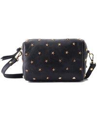 Mercules Dixie Cross Body Bag - Black
