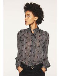 Ba&sh Precious Shirt - Black